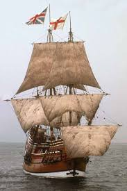 mayflower ship picture
