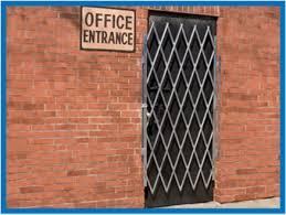 gates door