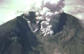 natural disaster volcanoes