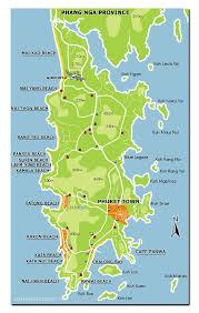 kata beach map