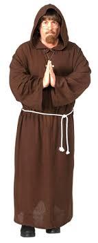 friar tuck costumes