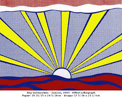 lichtenstein paintings