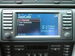 e46 radio