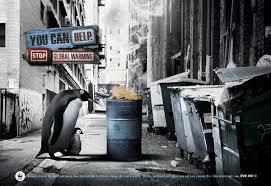 global warming advertisement