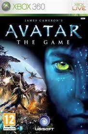 avatar xbox 360 game