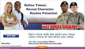 national guard ads