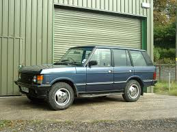 1992 range rover
