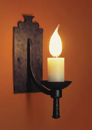 medieval wall sconce