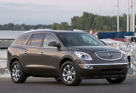 buick crossover 2009