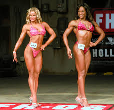 fitness figure competition