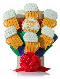 beer bouquets