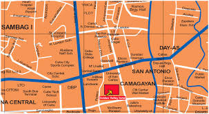 cebu city road map