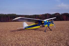 large rc plane