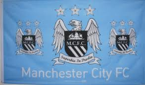 manchester city flags
