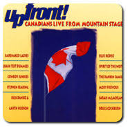 Various Artists - Upfront! Canadians Live From Mountain Stage