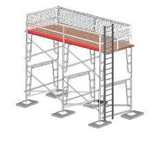 platform scaffold
