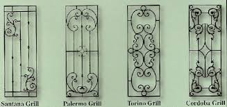 iron grill designs