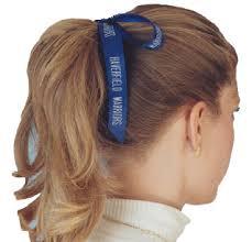 cheer hair ribbon