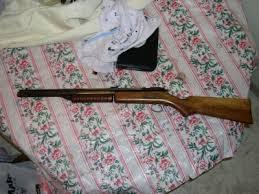 benjamin franklin air rifles