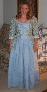 colonial dress maker