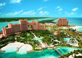 the atlantis resort in the bahamas
