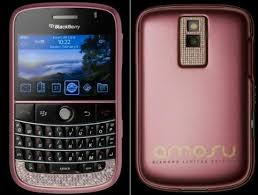 pink blackberry bold case