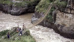 inca bridges