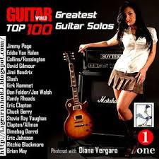 100 greatest guitar solos ever