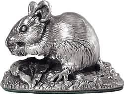 silver mouse