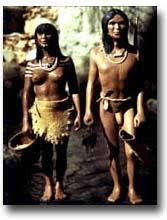 chumash indians clothes