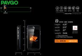 boost mobile i9