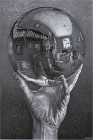mc escher artwork