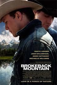 brokeback mountain movie posters