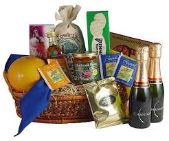 gift basket design