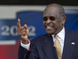 Herman Cain announces his run