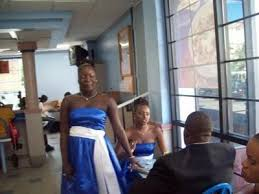 ghetto wedding photos