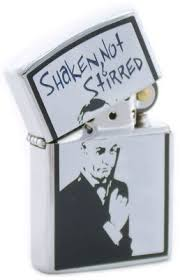 james bond lighter
