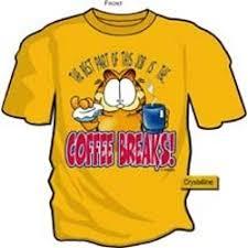 garfield tshirts