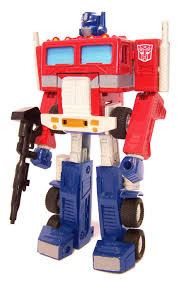 robot optimus prime