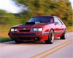 ford mustang 1985