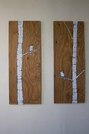 birds wood