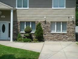 cultured stone exterior