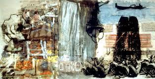 robert rauschenberg artwork