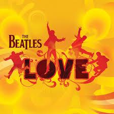 love beatles cd