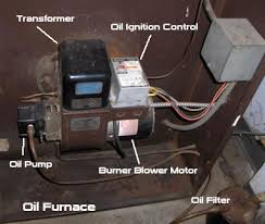 oil furnace burner
