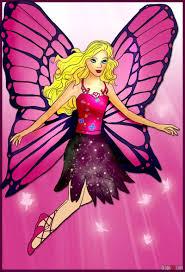 barbie draw
