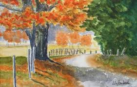 indian summer painting