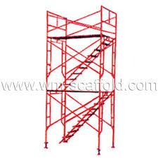 a frame scaffolding