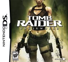 nintendo ds tomb raider underworld