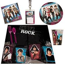 camp rock party
